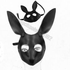Women Sexy Halloween Party Mask Roleplay Hood Eye Fun Gift Head Harness