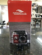 NEW COTA CIRCUIT OF THE AMERICAS 720P HD ACTION Camera Rechargeable