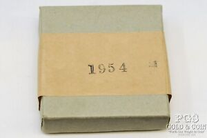 1954 US Proof Coin Set in Original SEALED Box! Silver Coins 22573