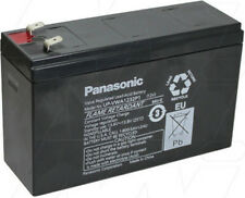 Panasonic UP-VWA1232P1 12V (6.4Ah) 5Ah 32W Sealed Lead Acid UPS Battery - F2