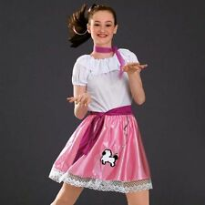 Polyester Complete Outfit 1950s Fancy Dresses for Girls