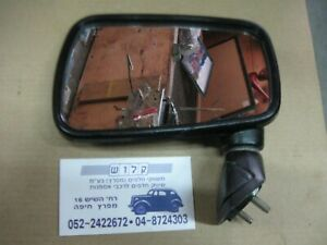 Volkswagen Golf MK2 LH Side Door Mirror MIRROR LEFT SIDE MIRROR MANUAL E1 17038