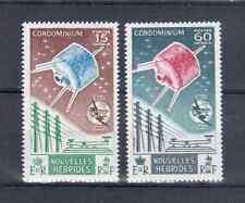 NEW HABRIDES  SATELITS 1965  MNH
