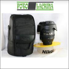 Nikon 24-120 f 4 AF-S VR N Importato da Nital Italia