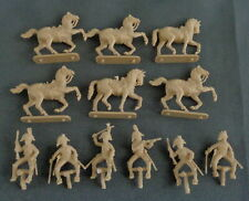 REVELL 02588 1/72 Napoleonic Wars 12x French horse guards artillery toy soldiers
