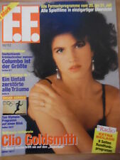 + FF DABEI 30 - 1992 Clio Goldsmith Columbo Linda de Mol Ohne Programmteil