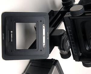 Photo Adapter For Mamiya 645 Back To Arca 69 F Phase One Sinar Leaf Digital Back