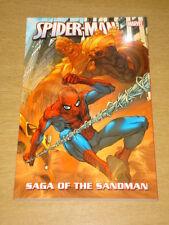 Spiderman Saga of the Sandman Novela Gráfica Marvel Tpb 9780785124979