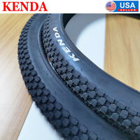"""KENDA Mountain Fat Tires 26*2.3"""" Low Resistance Non-Slip Clincher Bicycle Tyre"""