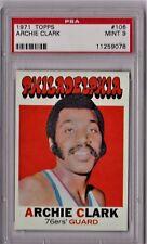 1971 Topps Archie Clark #106 PSA 9 HS117