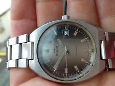 PIERPORNT OF SWITZERLAND 3146 VINTAGE AUTOMATIC WATCH PERFECT WORKING MONTRE UHR