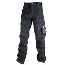 34 Bekleidung & Schutzausrüstung FORTIS Herrenlatzhose 24 darkgrey-lightgrey Gr Airsoft