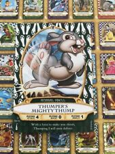 THUMPER'S MIGHTY THUMP 59/70 Disney Sorcerers of The Magic Kingdom SOTMK