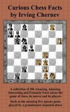 Curious Chess Facts by Irving Chernev (2013, Paperback)