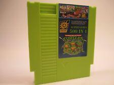 500 in 1 NES Classic Nintendo Super Game Cartridge Double Dragon TMNT Contra