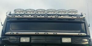 Scania R Topline Visor Bar
