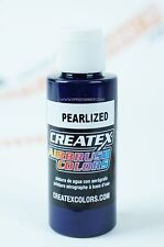 Createx Airbrush Colors 5301 Pearl Purple 2oz. water-based pearlized paint