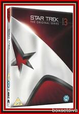 STAR TREK THE ORIGINAL SERIES- COMPLETE SEASON 3 REMASTERED  **BRAND NEW DVD**