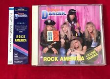 DANGER DANGER Rock America IMPORT JAPAN CD CSCS-5246 1990 with OBI EUC
