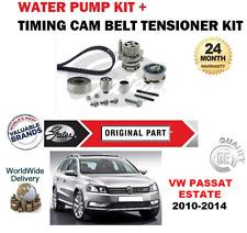 POUR VW PASSAT ESTATE 1.6 2.0 TDi 4Motion 10-14 COURROIE DE DISTRIBUTION
