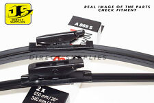 RENAULT CLIO IV (BH_) NEW BOSCH A869S Aerotwin Front Wiper Blades Set