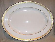 """Wedgwood Whitehall 17"""" Oval Serving Platter"""