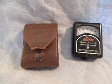 Vintage GM Skan Light Exposure Meter with Case Camera