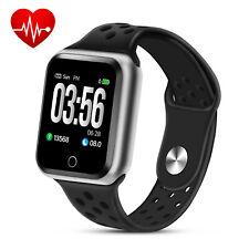 Fitness Tracker Smart Watch,Activity Tracker Waterproof Pedometer Wrist Watch