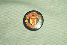 Manchester United 25mm (1 inch) button badge