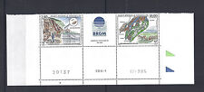 ST. PIERRE ET MIQUELON  1995 GEOLOGICAL MISSION (Scott 618a) VF MNH