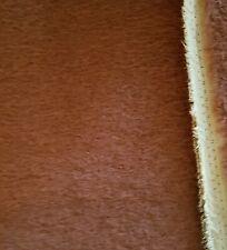 15 mm florlänge WOW: mohair Sparse 20 x 70 cm marron sur Beige Dos-env