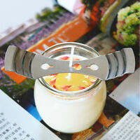 5Pcs Device Holder Candle Making Supplies Fine Metal Candle Wicks Centering W9Z