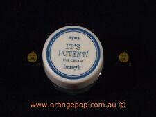 Benefit Cosmetics It's Potent! Eye Cream mini 3g
