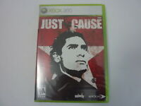 New Just Cause (Microsoft Xbox 360, 2006) Factory Sealed
