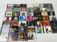 CD Sammlung Alben 46 Stück Rock Pop Hits viele bekannte Namen - siehe Bilder