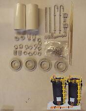 P&D Marsh N Gauge N Scale M42 Chemical storage tanks (2) kit requires painting