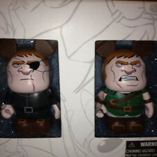 "Stabbington Brothers from Tangled Set of 2 3"" Vinylmation LE 1000 New In Box"