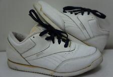 1980s Vintage Reebok Thailand Spring System Tennis Walking Shoes Womens Sz 8