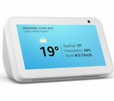Amazon Echo Show 5 - White, Brand New, Sealed, Alexa Smart Speaker Screen UK