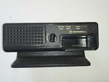 Motorola Minitor Iii 3 Amplified Pager Charger Base Fire Ems Nyn 8348A Works *