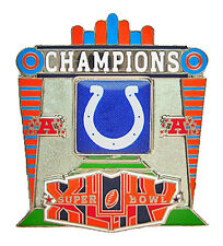 Super Bowl XLIV Indianapolis Colts AFC Champions Pin