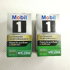 Brand New Mobil 1 M1C-254A Oil Filter Extended Performance (Pack of 2)