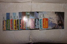 RAILWAY WORLD  - JOB LOT OF MAGS-ALL FROM 1980 Jan to Dec - 12 MONTHLY ISSUES