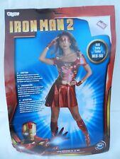 Marvel Iron Man Avengers Déguisement Femme Ironette Érotique Robe M Coffret Neuf