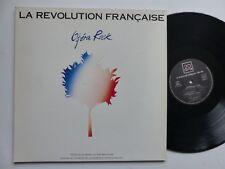 LP Révolution francaise Opéra rock BOUBLIL JM RIVIERE CM SCHONBERG 310296  RRT