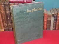 J. COSTANTIN & F. FAIDEAU / LES PLANTES / LAROUSSE Relié Gravures 1931 Relié