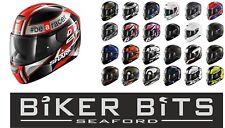 SHARK D-SKWAL 2 Motorbike 2020 Helmet Internal Sun Visor & Pinlock
