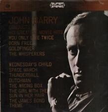 John Barry(Vinyl LP)Conducts His Greatest Movie Hits-CBS-63038-UK-1966-VG/VG