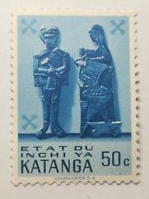 Francobollo Katanga