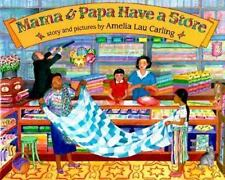 Mama and Papa Have a Store-ExLibrary